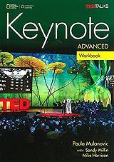 keynote advanced workbook audio cd photo