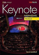 keynote intermediate workbook audio cd photo