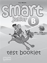 smart junior b test booklet photo