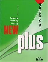 new plus pre intermediate student book photo