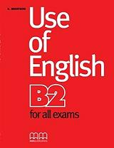use of english b2 for all exams students book photo