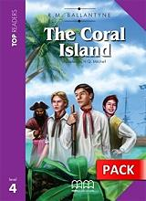 the coral island students pack includes glossary cd photo