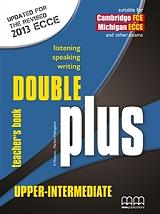 double plus upper intermediate teachers book photo