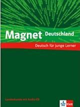 magnet landeskunde deutschland a2 b1 buch audio cd photo