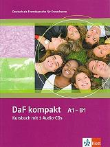 daf kompakt a1 b1 kursbuch 3cd biblio mathiti photo