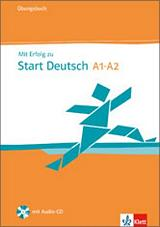 mit erfolg zu start deutsch a1 a2 ubungsbuch audio cd biblio mathiti photo