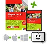 magnet neu a2 arbietsbuch cd klett book app photo
