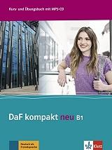daf kompakt neu b1 kursbuch arbeitsbuch cd audio mp3 photo