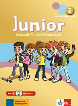 junior 2 kursbuch arbeitsbuch online hormaterial photo