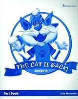 the cat is back junior a test book photo