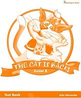 the cat is back junior b test book photo