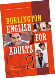 burlington english for adults 2 students book photo