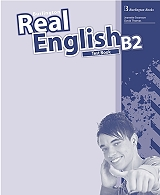 real english b2 test book photo