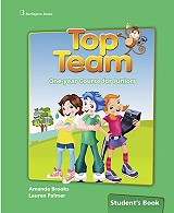 top team one year course for juniors students book photo