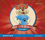 the cat is back pre junior students book photo