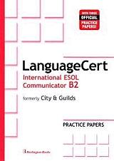 languagecert international esol communicator b2 practice papers photo