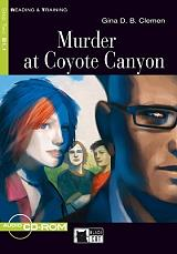 murder at coyote canyon cd audio photo