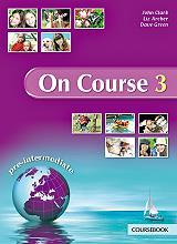 on course 3 pre intermediate coursebook photo
