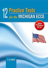 12 practice tests for the michigan ecce new format 2013 photo