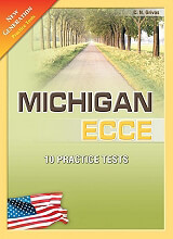 michigan ecce 10 practice tests student new format 2013 photo