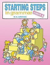 starting steps in grammar junior b photo