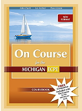 on course ecpe coursebook companion  photo