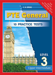 new pte general level 3 students book photo