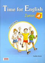 time for english junior a activity book photo
