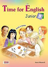 time for english junior b pupils book photo