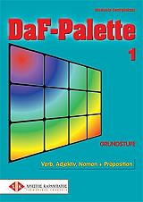 daf palette 1 verb adjektiv nomen praposition grundstufe photo