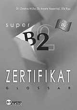 zertifikat super b2 glossar photo