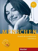 menschen b1 arbeitsbuch 2cd biblio askiseon photo