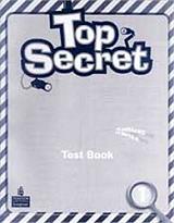 top secret 1 test book photo