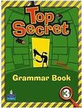top secret 3 grammar book photo