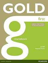 gold first coursebook photo