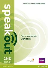 speakout 2nd edition pre intermediate workbook photo