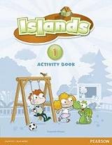 islands 1 activity book pin code photo