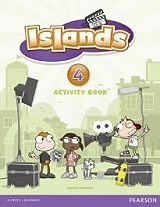 islands 4 activity book pin code photo