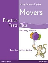 young learners movers practice tests plus students book photo