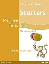 young learners starters practice tests plus students book photo