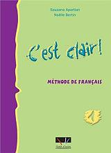 c est clair 1 methode de francais photo