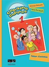copains copines 1 cahier d exercices photo