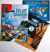hot shots 2 students book writing reader photo