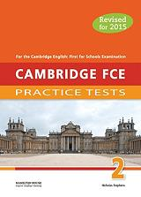 cambridge fce practice tests 2 revised for 2015 photo