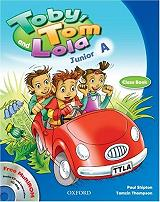 toby tom and lola junior a class book photo