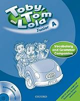 toby tom and lola junior a vocabulary and grammar companion photo