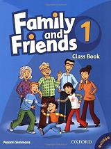 family and friends 1 class book photo