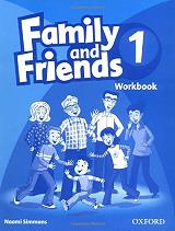 family and friends 1 workbook photo