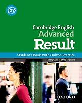 cambridge english advanced result students book photo