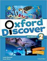 oxford discover 2 workbook photo